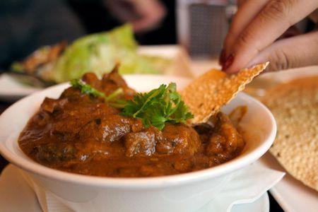 Rogan Josh Indian Lamb Dish Recipe