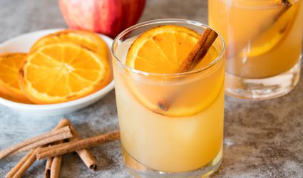 Spiked Apple Cider Cocktail