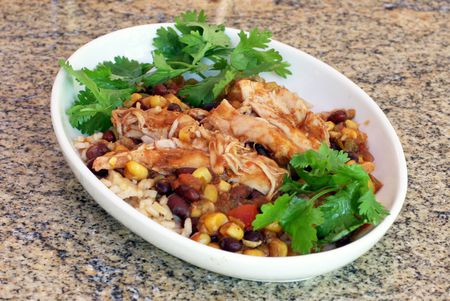 Slow Cooker Tex Mex Chicken Thighs Recipe