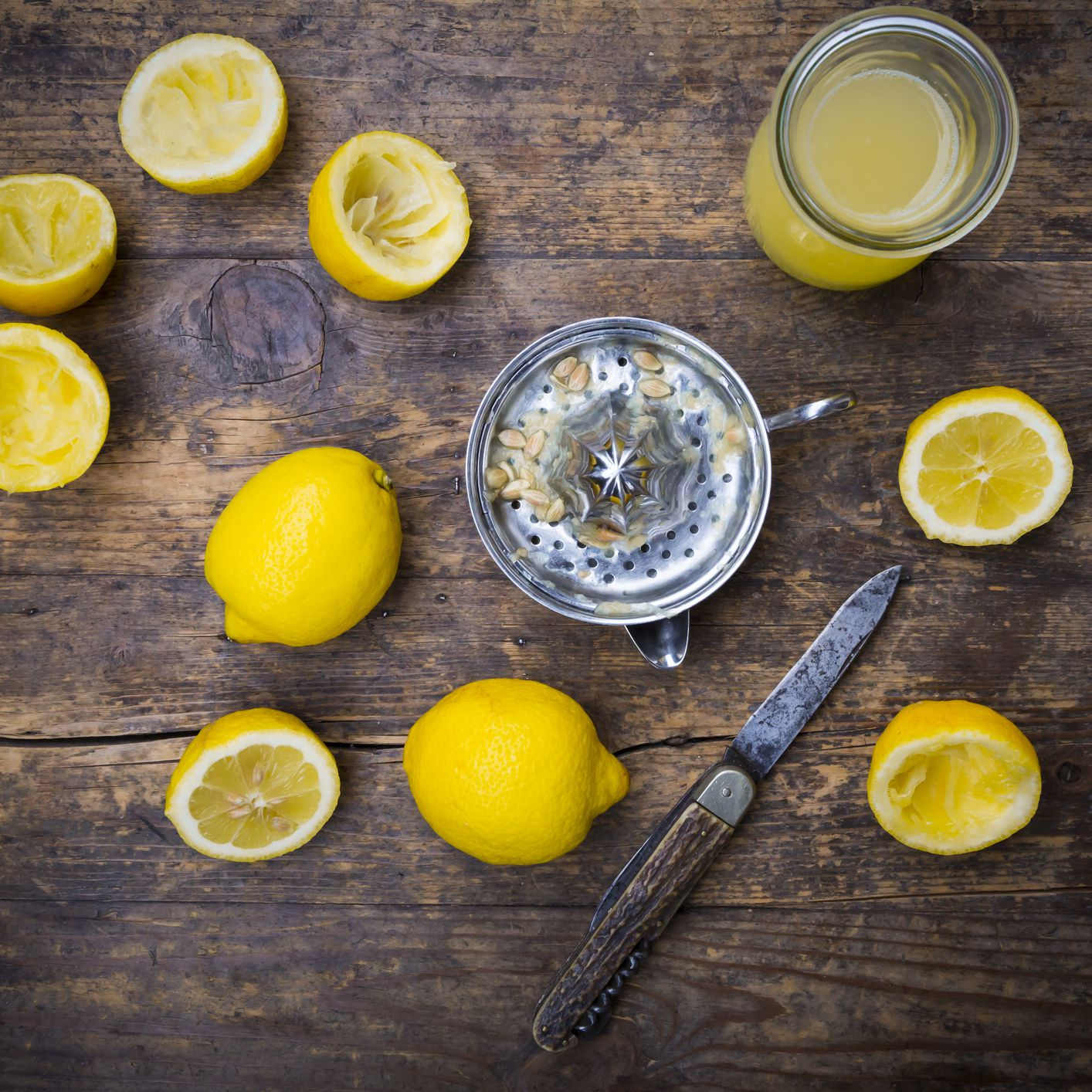 Subsitutes for Lemon Juice