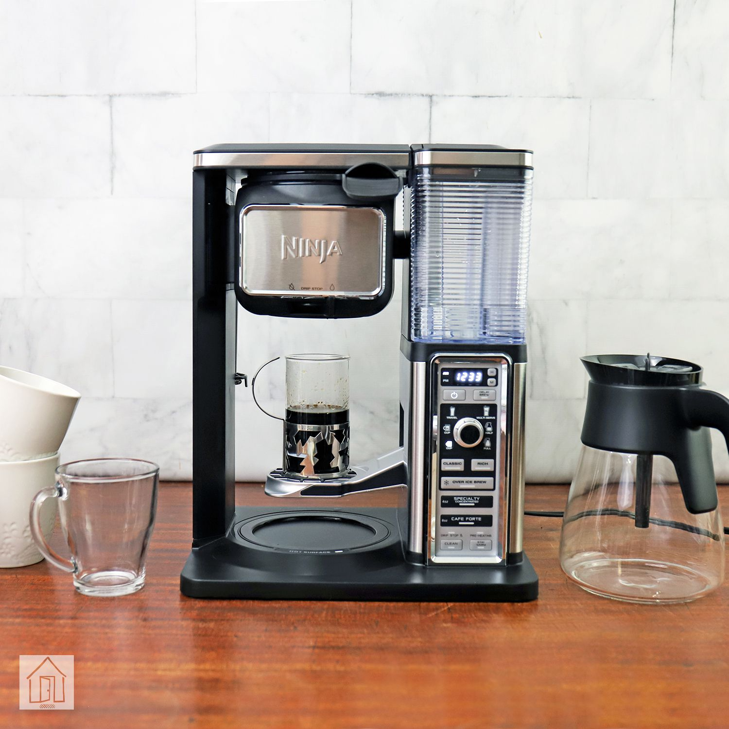 Ninja Cf091 Coffee Bar System Review This Machine Does It All