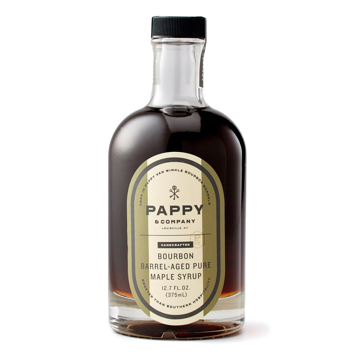 Pappy and Company's Barrel Aged Maple Syrup