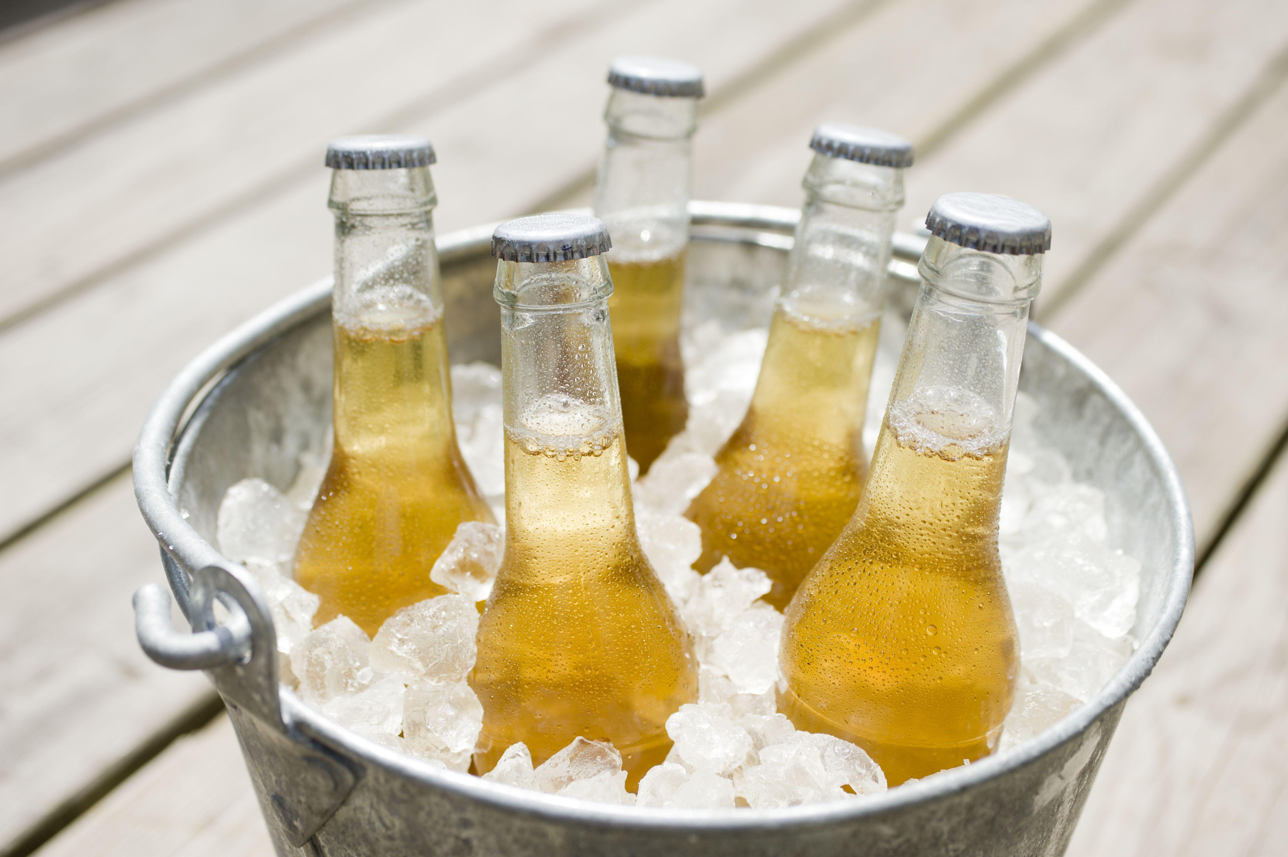 Beer on the Veranda