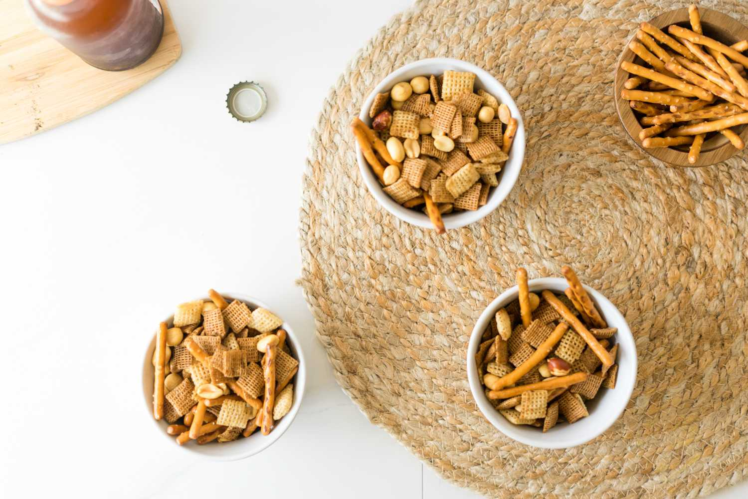 Chex Party Snack Mix Recipe