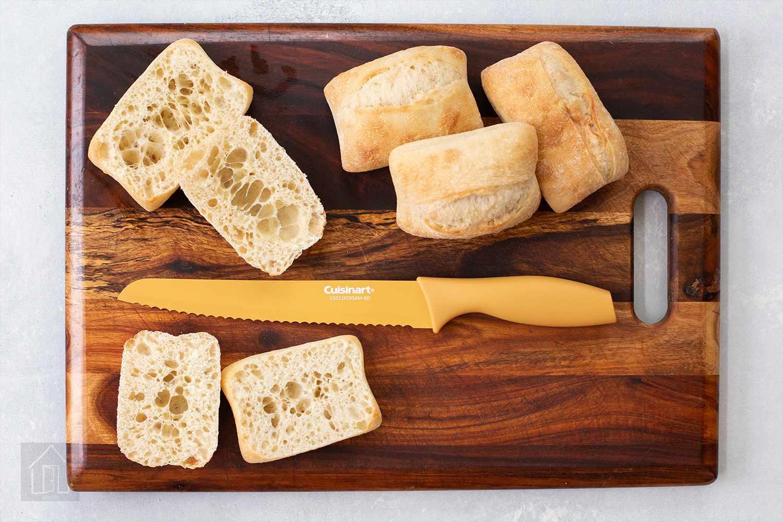 Cuisinart 12-Piece Color Knife Set