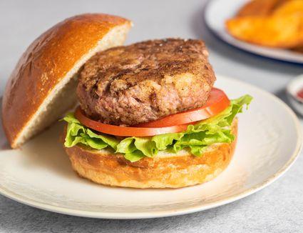 Ground veal burgers recipe