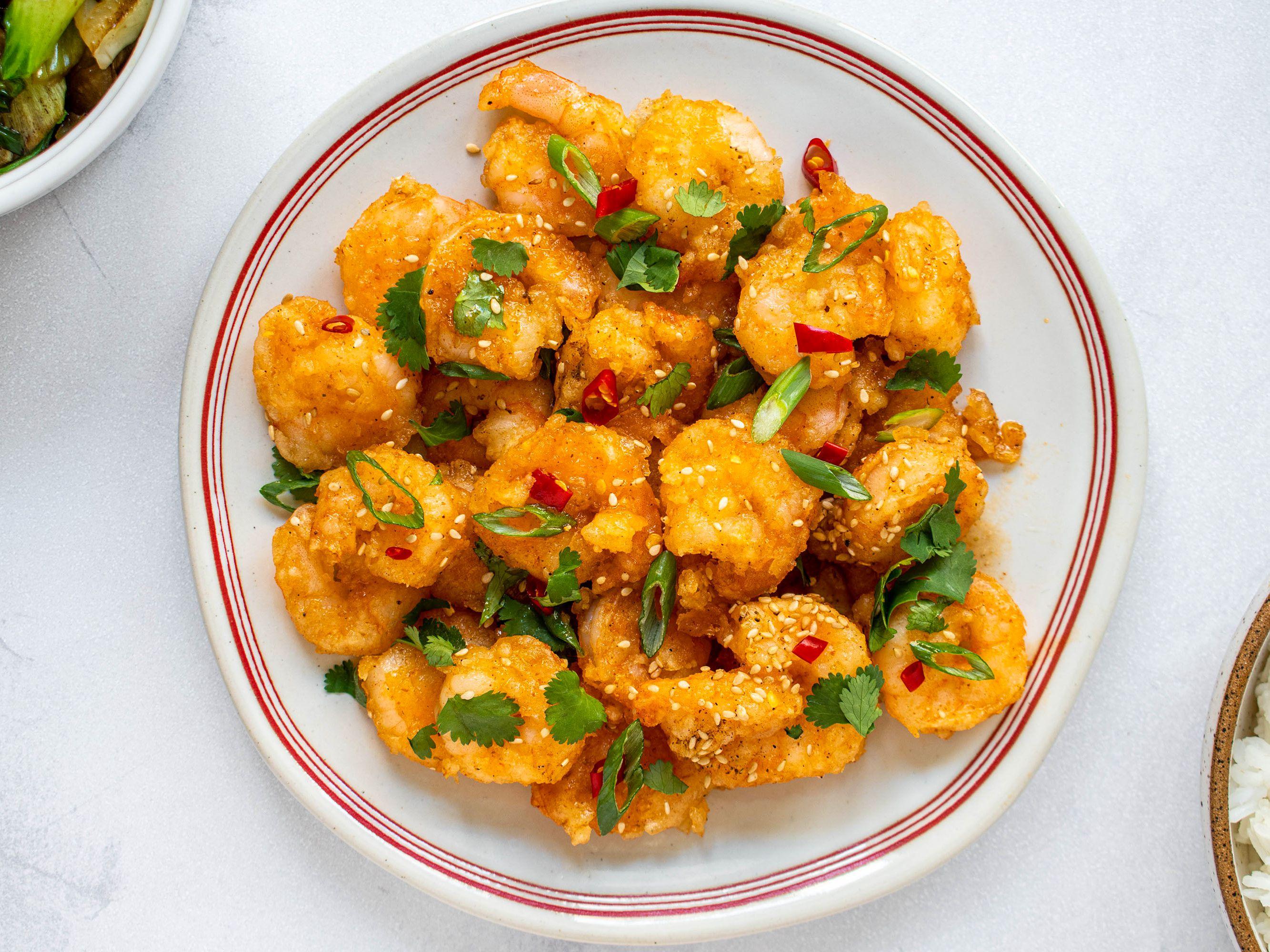 Firecracker Shrimp Recipe