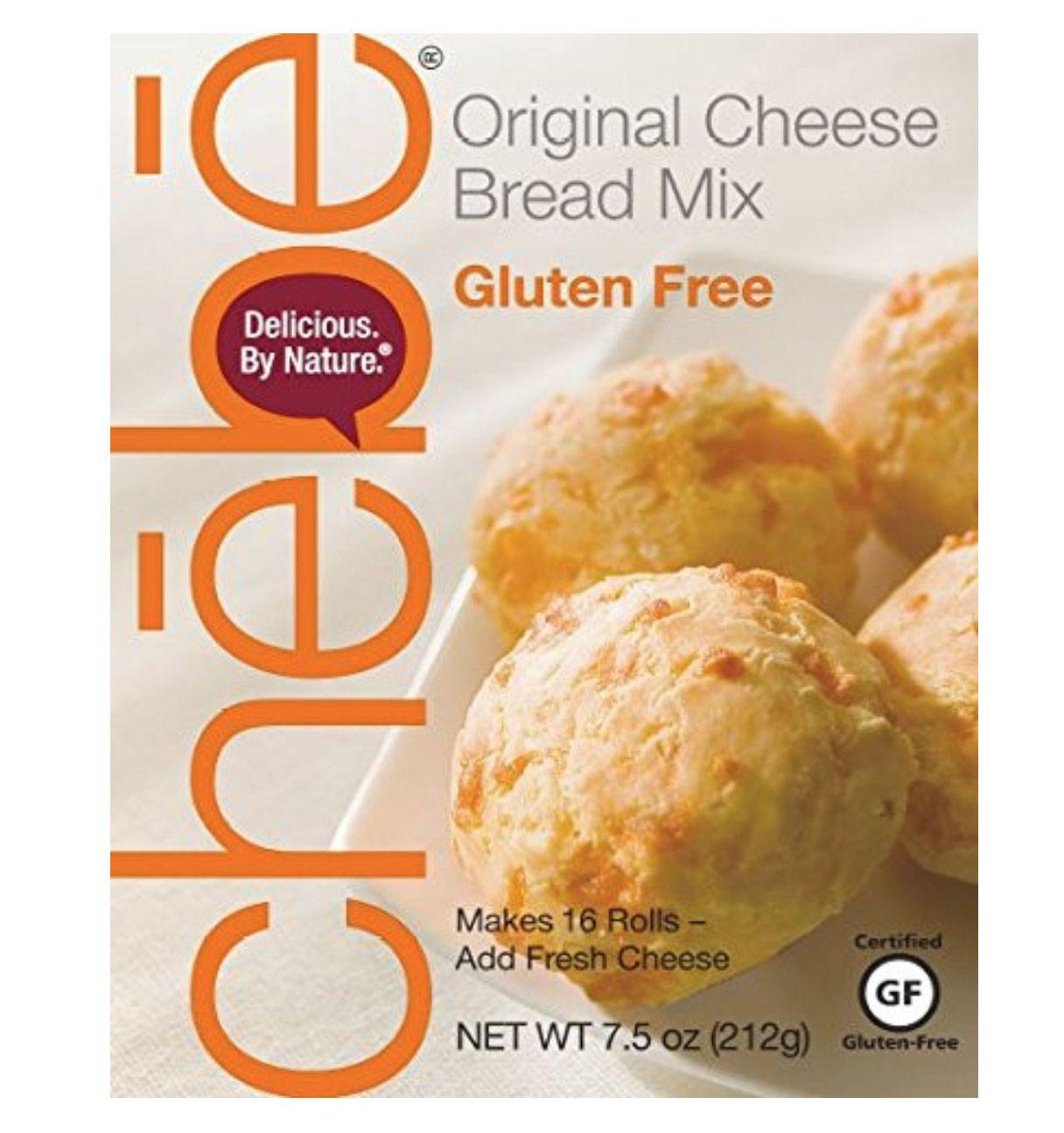 Chebe Bread Original Cheese Bread Mix