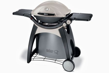 Pulled Pork Gasgrill Q 3200 : Weber q portable gas grill review