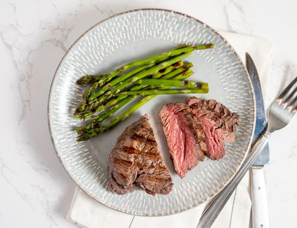 Easy Red Wine Marinade for Steaks