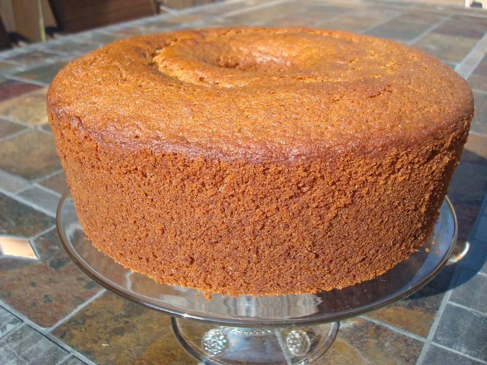 Torta de miel tradicional Rosh Hashana