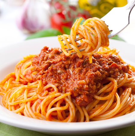Hearty Bolognese Style Meat Sauce For Pasta Recipe