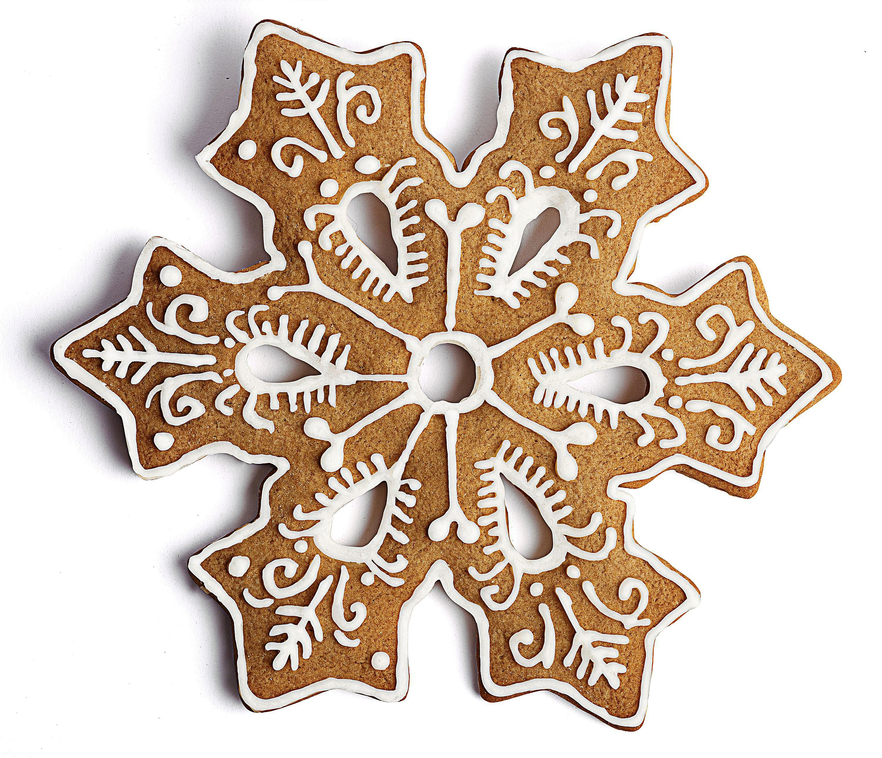 Polish Gingerbread Cookies Pierniczki Recipe
