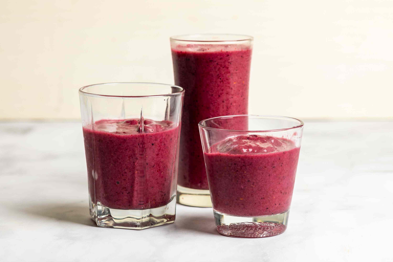 Antioxidant Berry Banana Smoothie