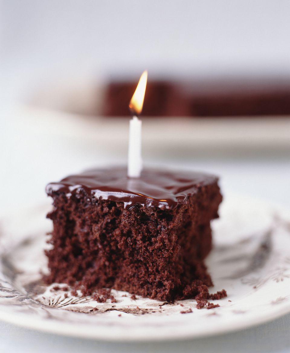 Cake mix cake
