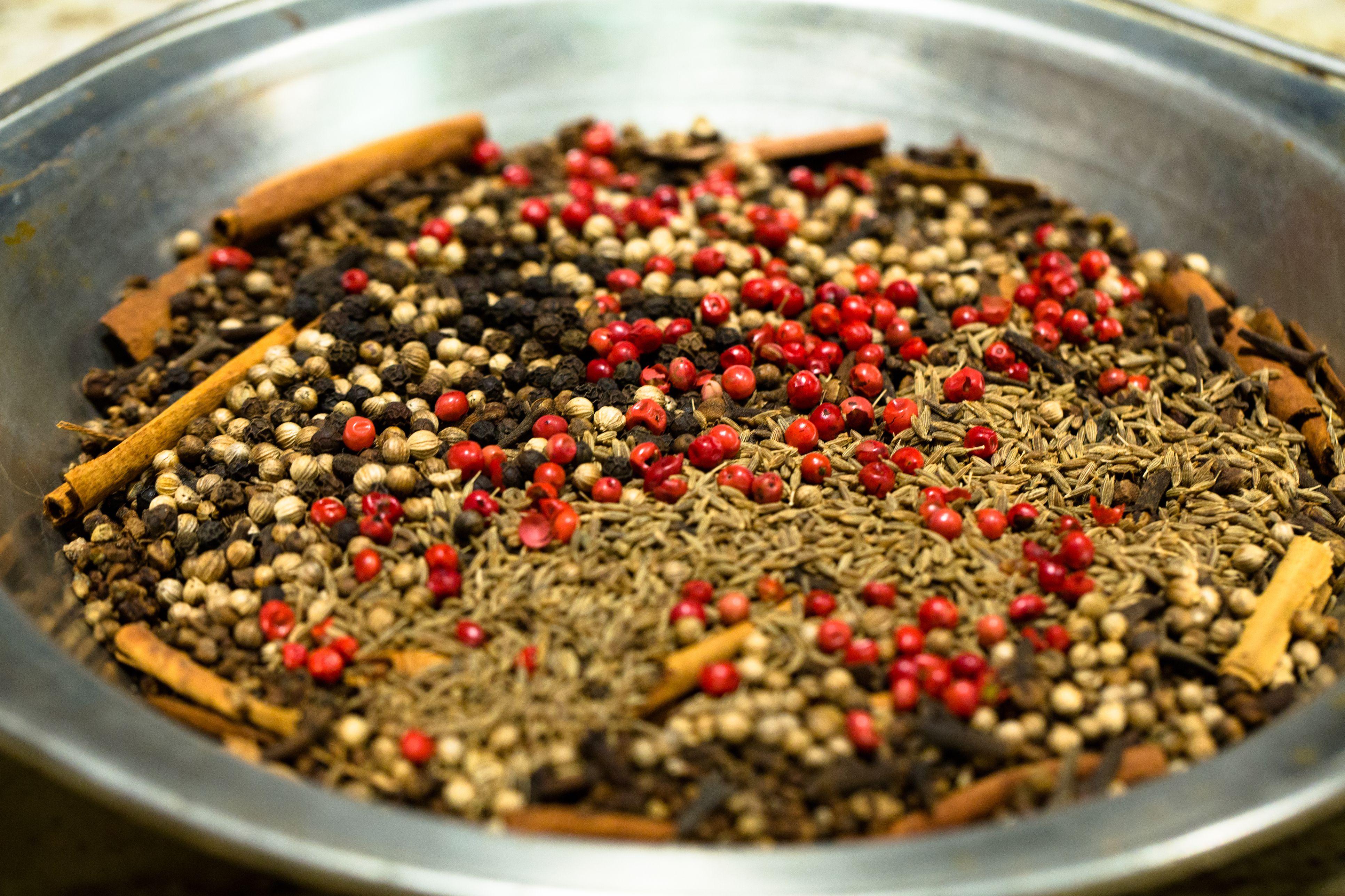 indian garam masala spice mix recipe