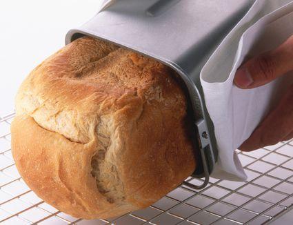Bread machine bread