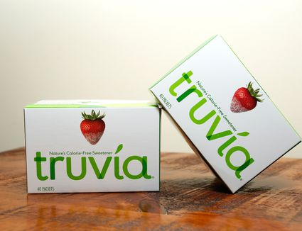 Boxes of Truvia