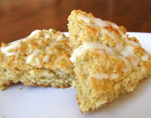 Mothers day recipes the kids can make for mom coconut scones forumfinder Gallery