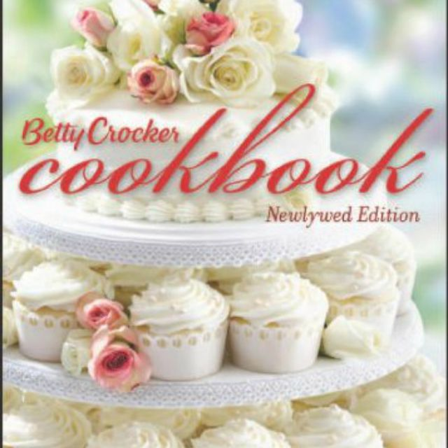 Betty Crocker Cookbook Newlywed Edition