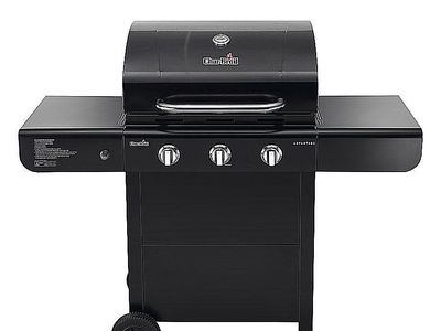 Char Broil Advantage 3 Burner Gas Grill Model 463343015