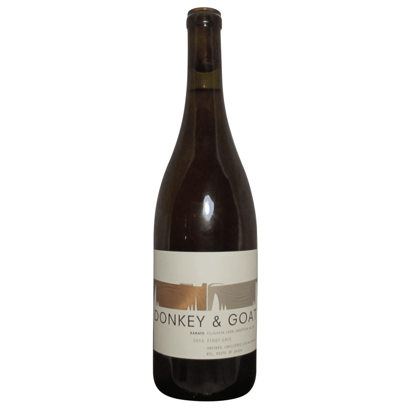 donkey and goat pinot gris