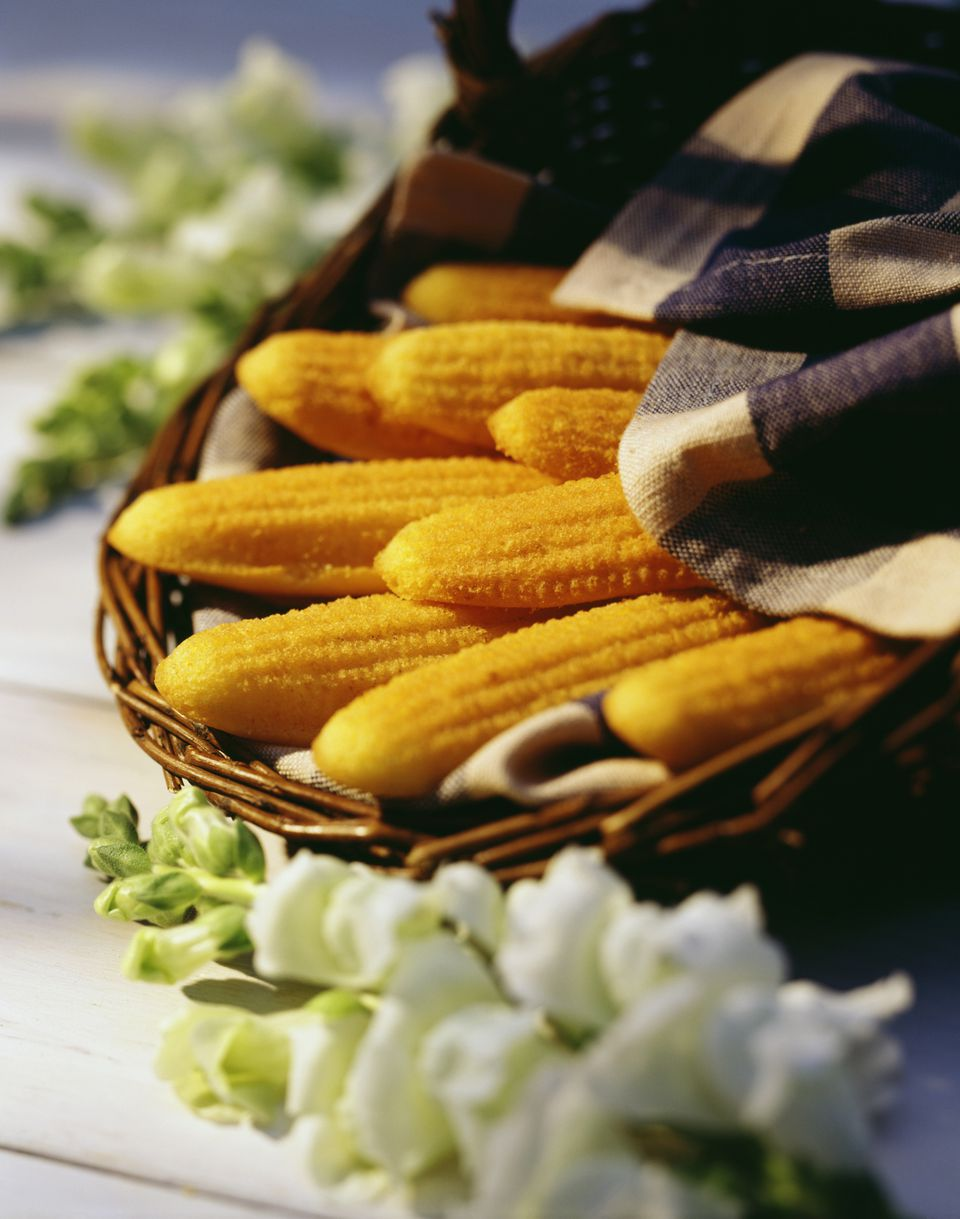 Receta fácil de palitos de pan de maíz con leche de mantequilla