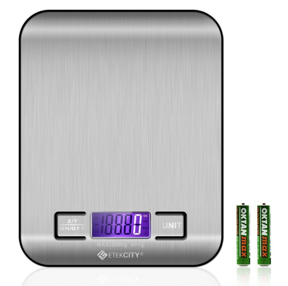 Best Kitchen Scales Ca