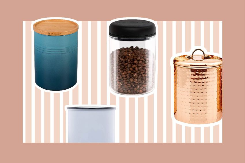 Coffee Canisters Composites