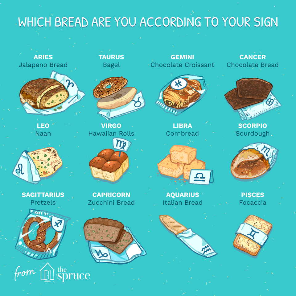 bread horoscope