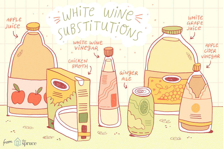 White Wine Subs