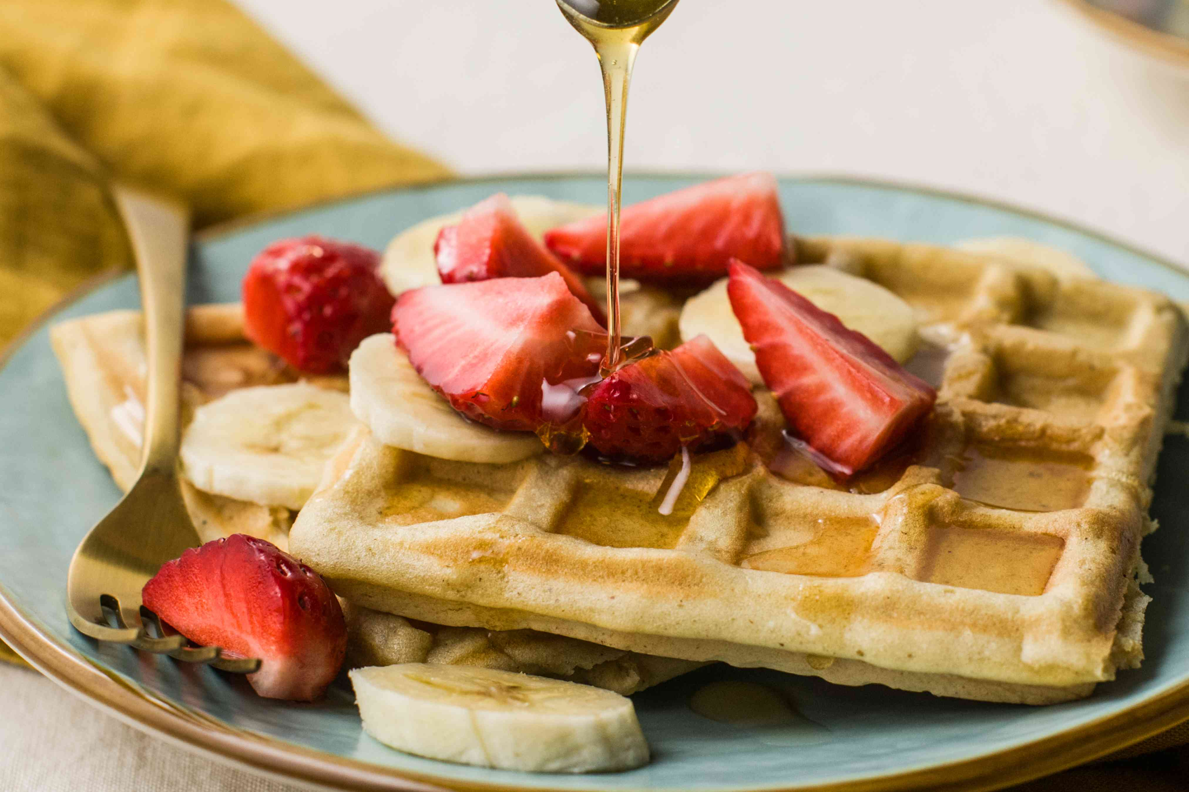 Dairy free waffle recipe