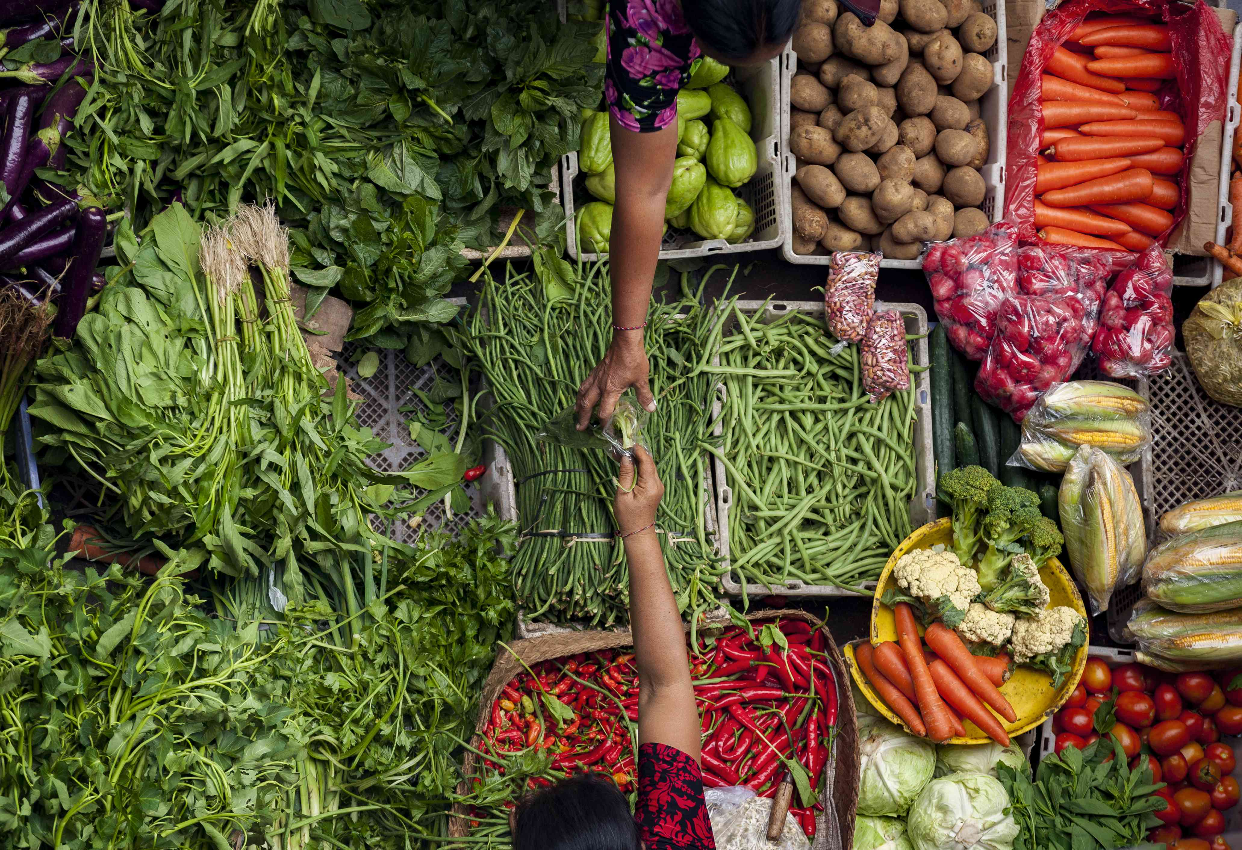 Asian Produce and Market