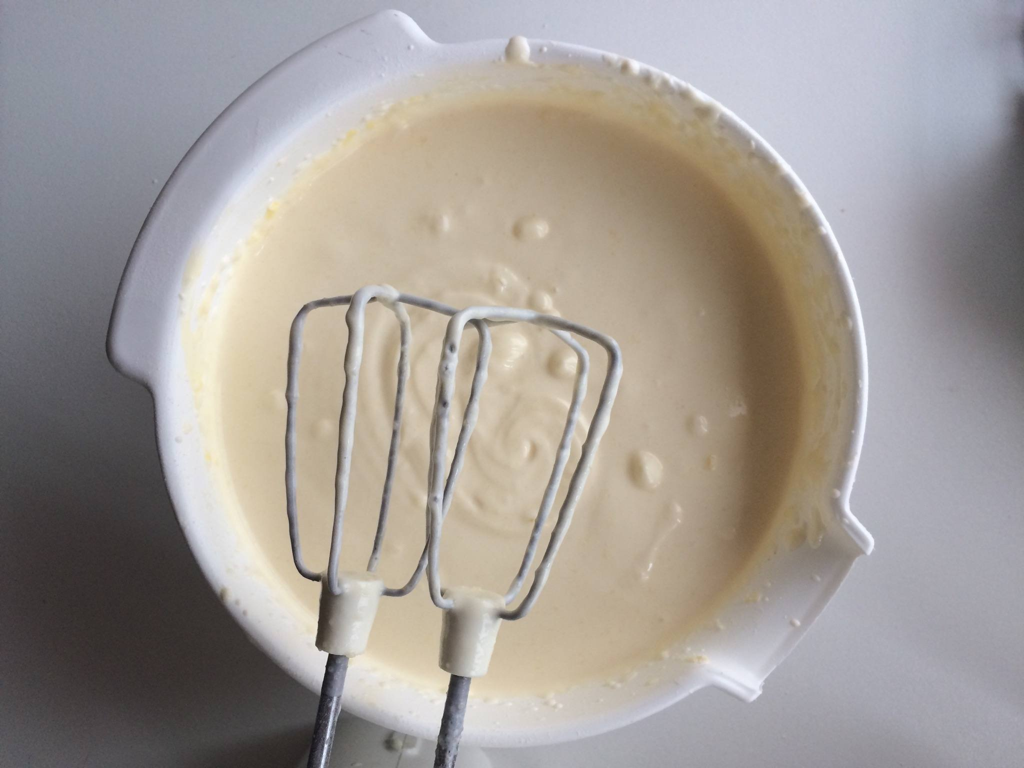 Batter and electric mixer