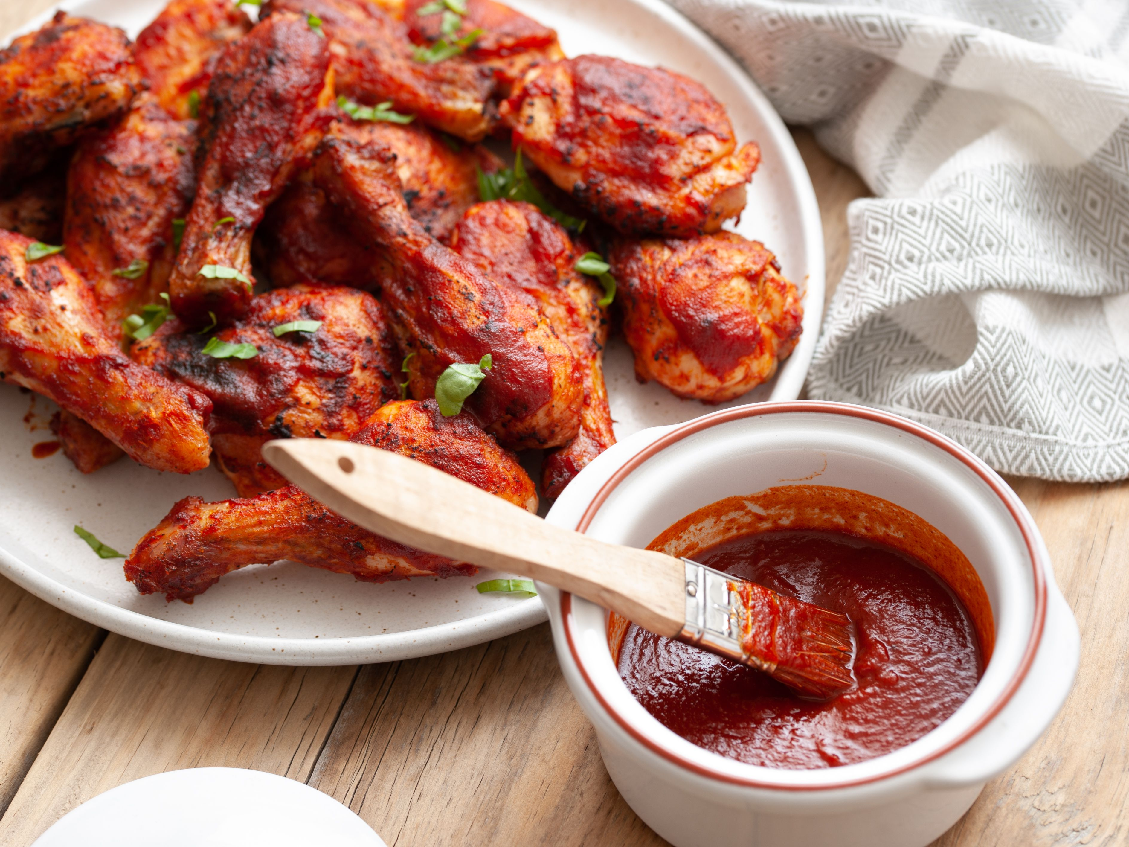Simple Bbq Chicken Sauce Recipe