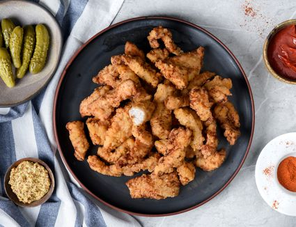 Fried Turkey Tenderloins Recipe