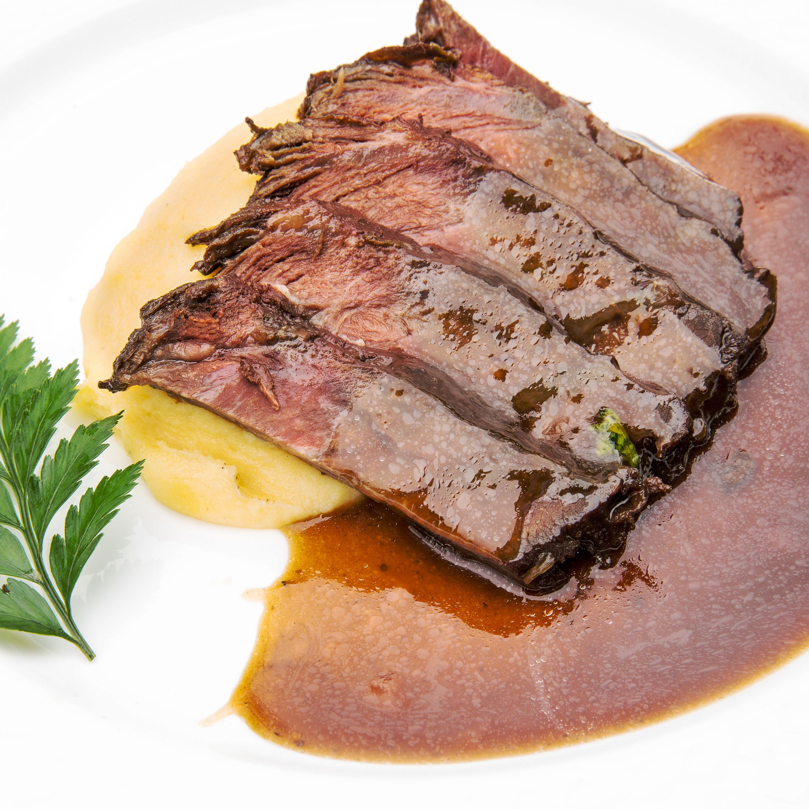 Crock Pot Blade Steaks With Gravy Recipe