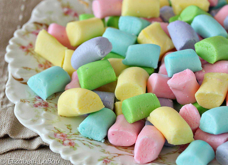 Homemade Butter Mints Recipe