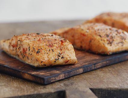 how to prepare salmon on bbq