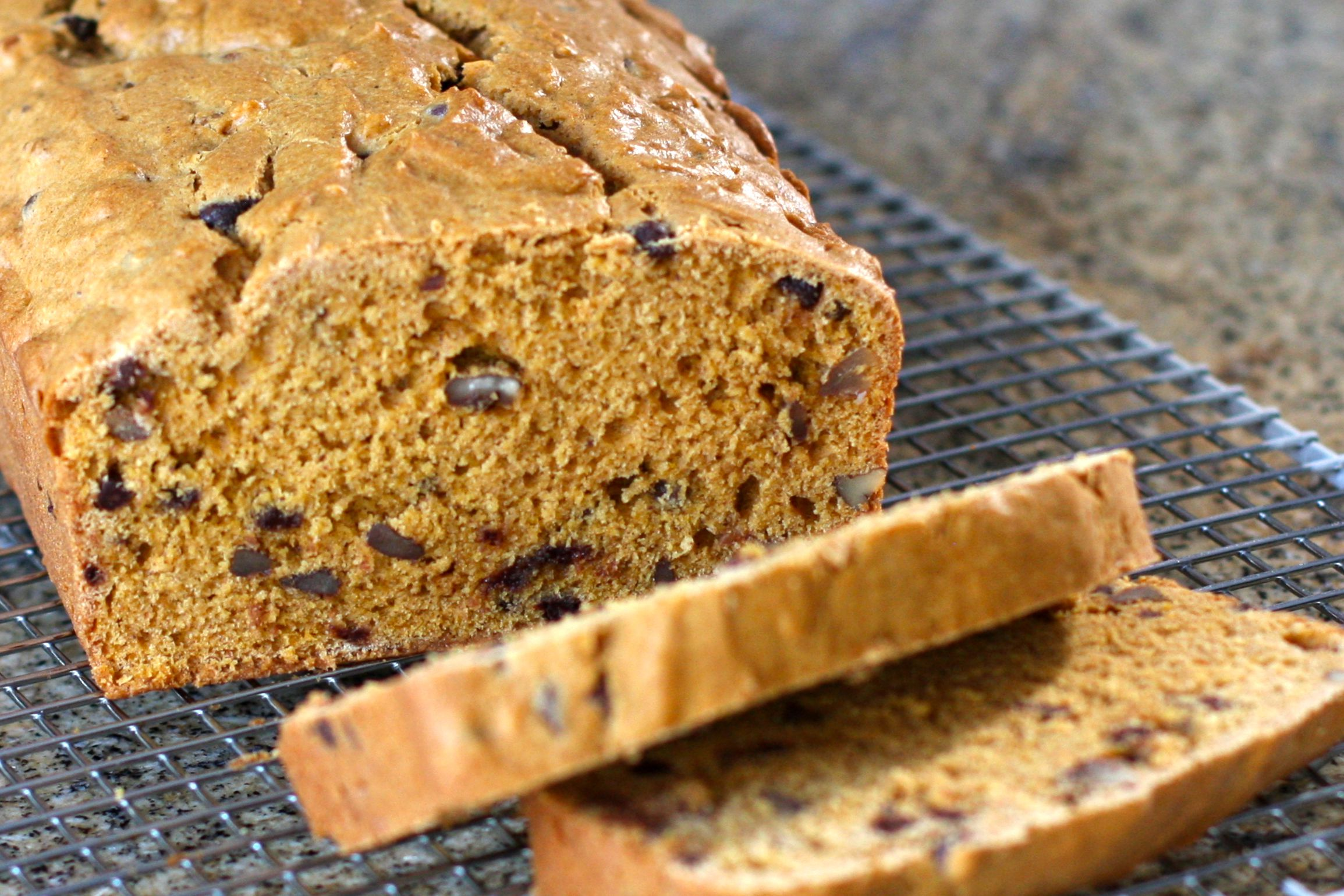 This Sweet Potato Bread Is Light and Moist