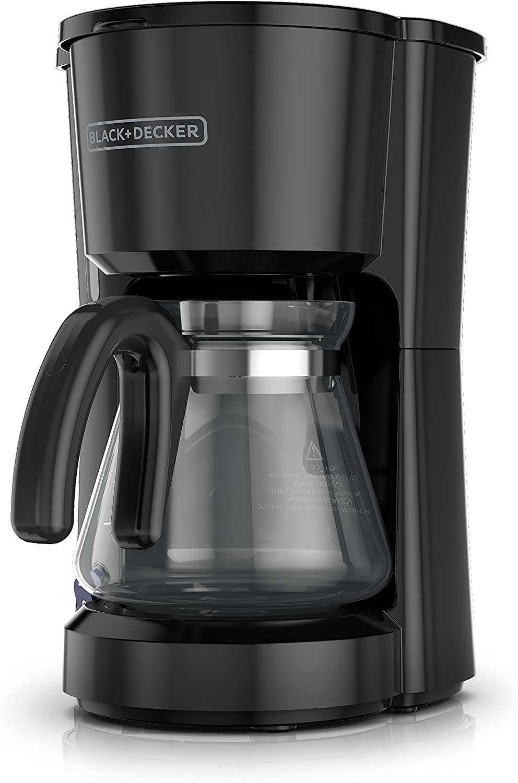 Black+Decker 5-Cup CM0700 Coffee Maker