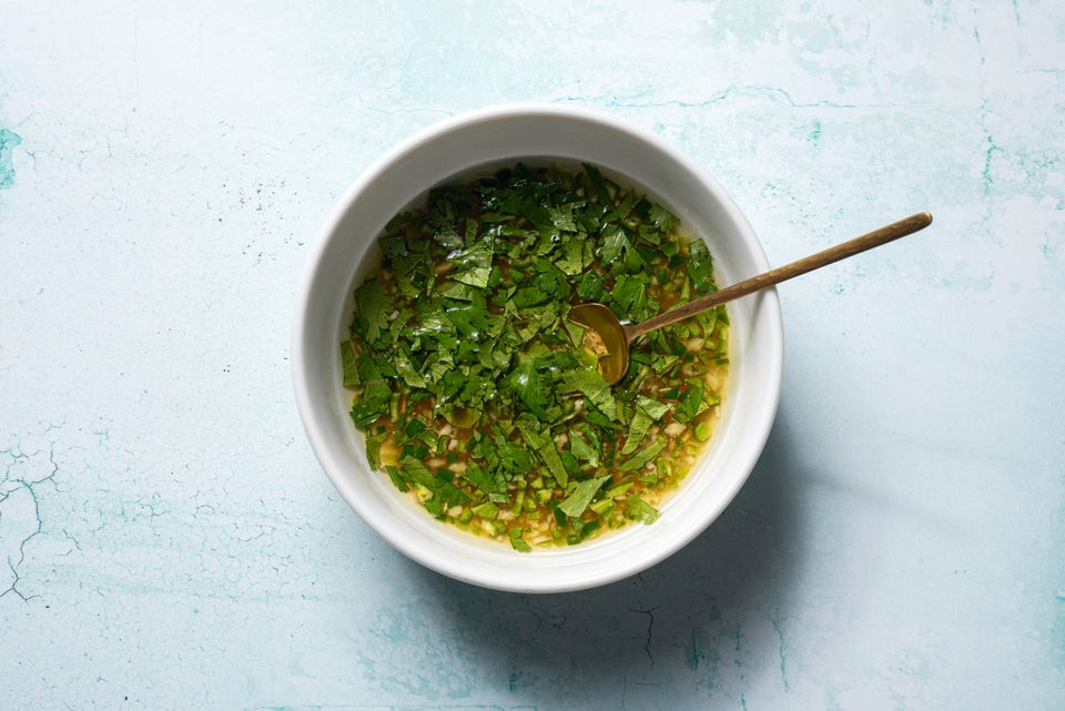 Spicy Ginger and Lime Sauce