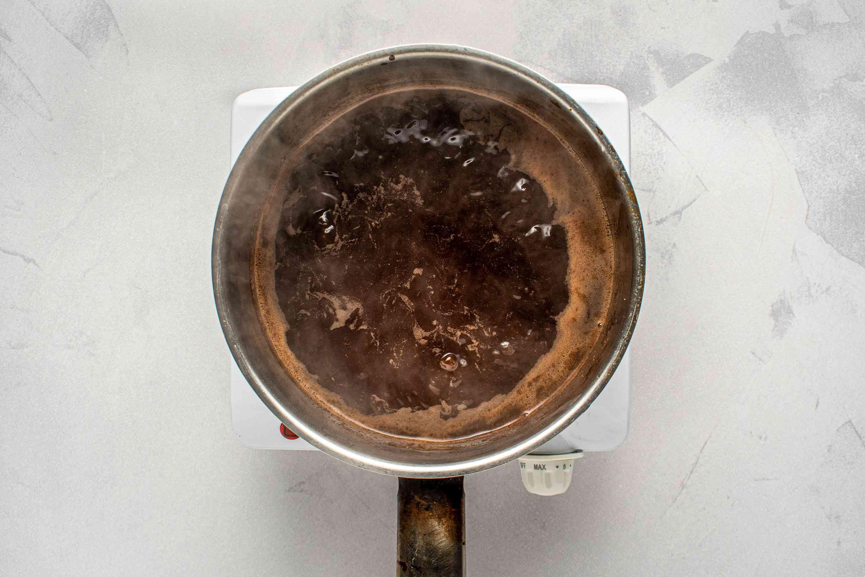 broth in a pot