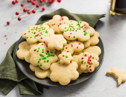 Low fat holiday sugar cookies recipe
