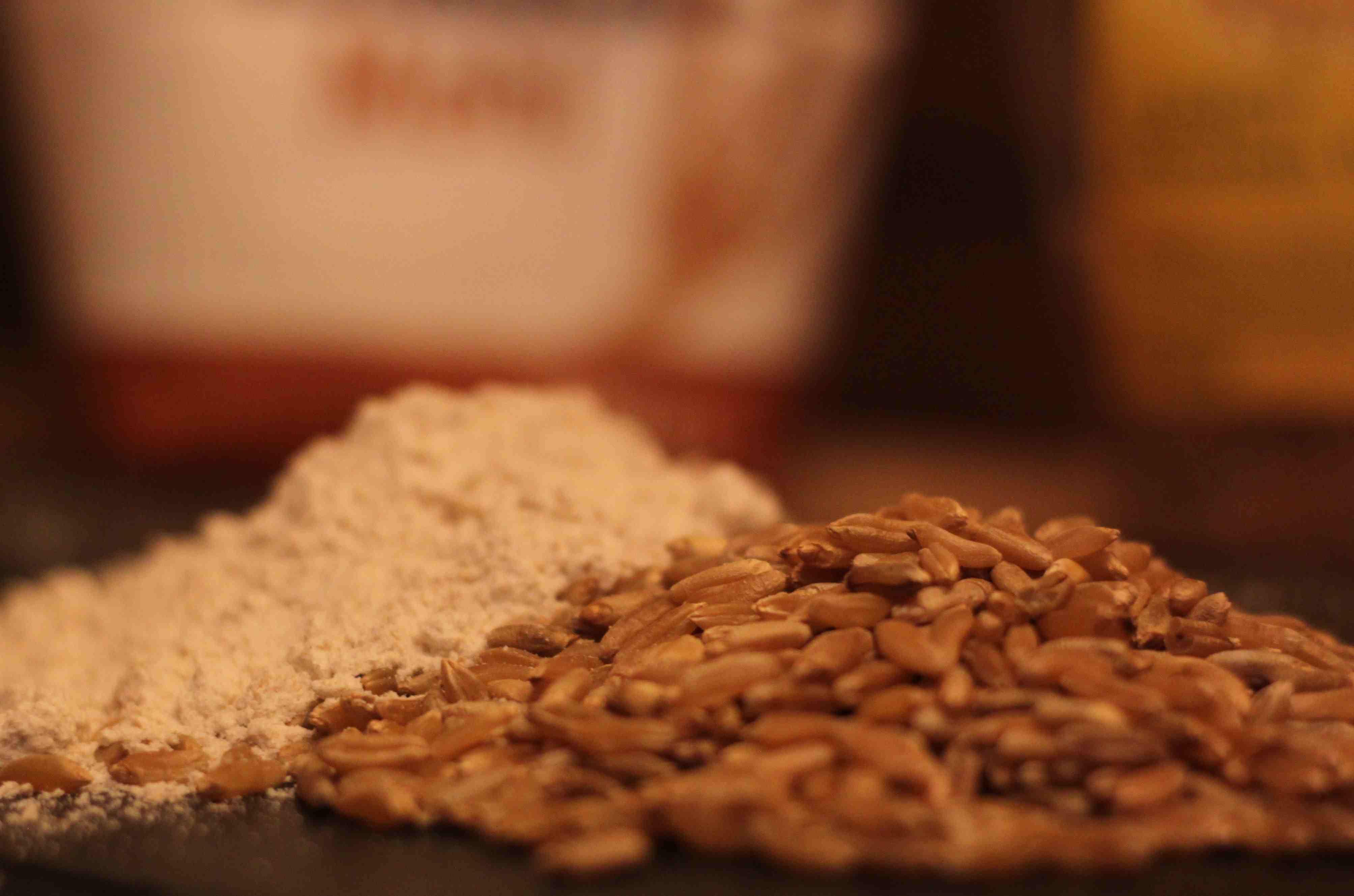 Flour & Seeds