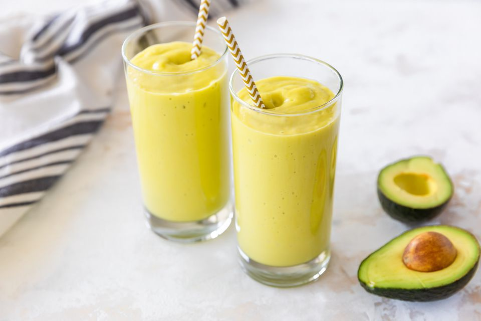 Avocado Mango Smoothie Recipe