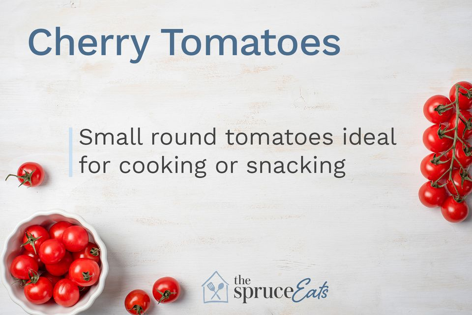 what are cherry tomatoes