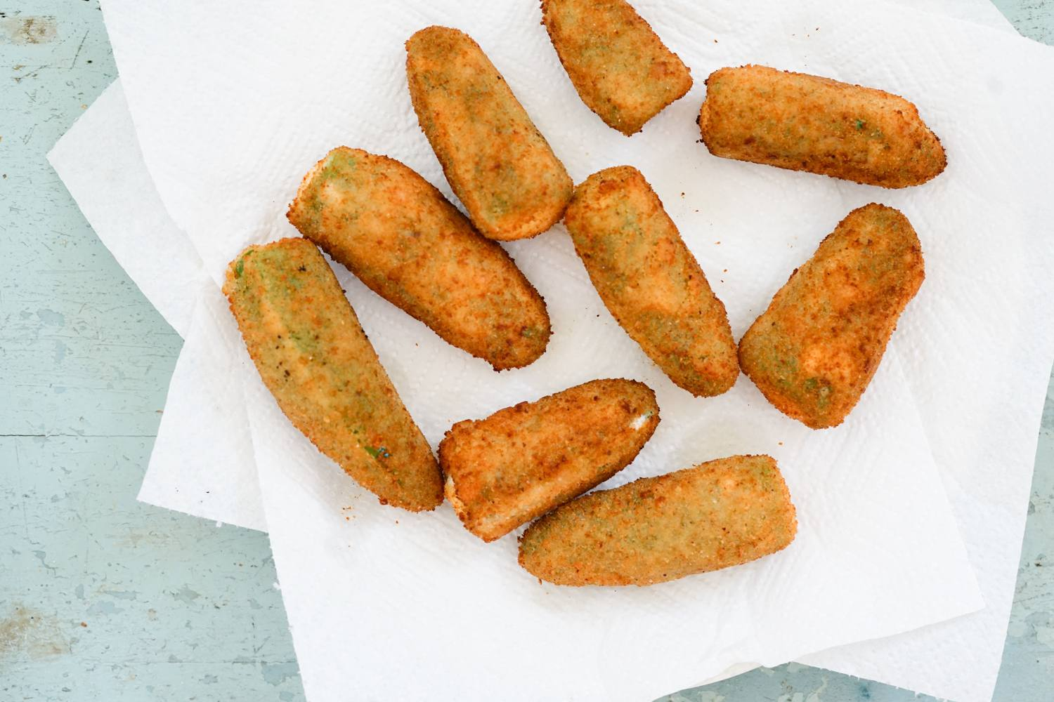 dry poppers