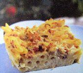 Makaronia Ograten Greek Macoroni and Cheese Baked Pasta Recipe