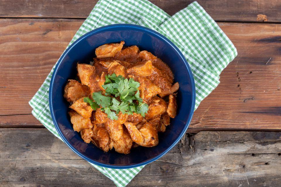 Durban chicken curry